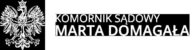Marta Domagała Komornik Sądowy